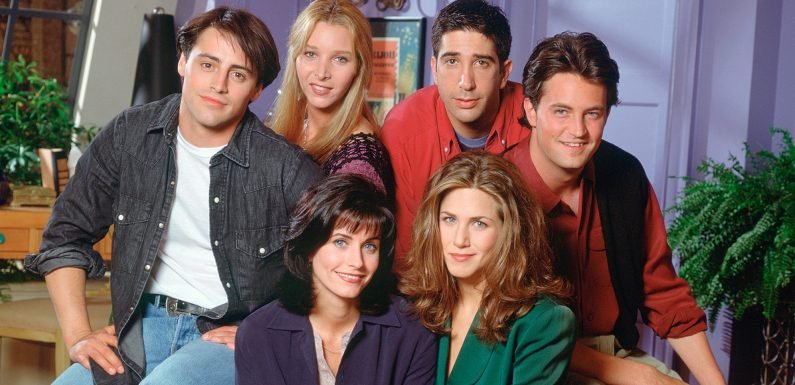 Jennifer Aniston: 'The Boys' Are 'Less Excited' to Do a 'Friends' Reboot