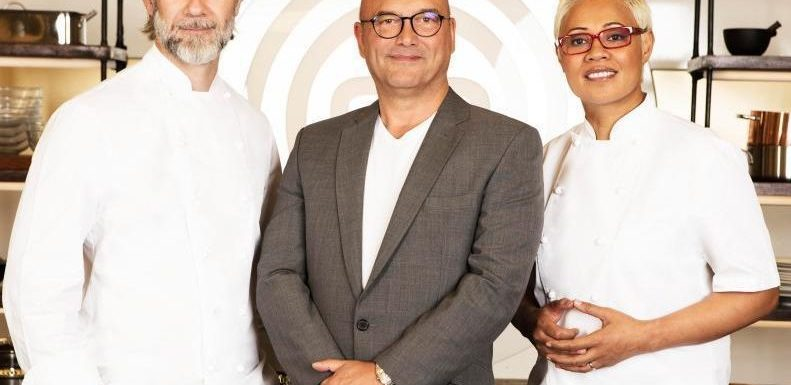 What time is MasterChef: The Professionals on tonight and who is still in the competition?