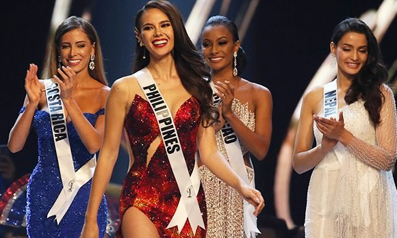 Miss Universe Evening Gowns 2018: See The Beauties In Their Most Elegant Looks