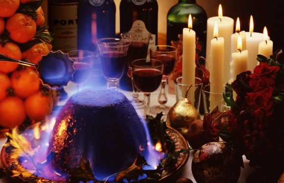 How to light your Christmas pudding – festive cooking advice you need to know