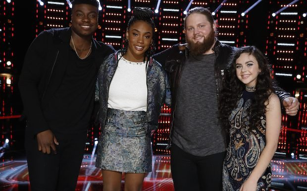 The Voice's Season 15 Winner Will Be…