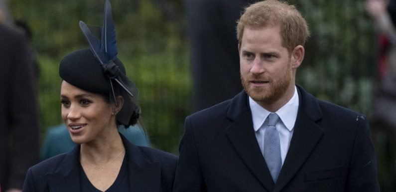 Meghan And Harry's Body Language Reveals A LOT About Their Relationship Right Now