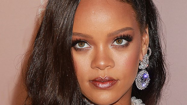 Rihanna Promotes Savage Fenty With Sexy Lingerie Pic Just Hours Before VS Fashion Show Airs