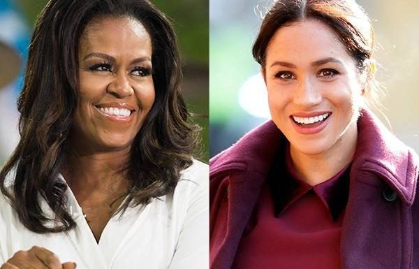 Meghan Markle Has a Private Meeting With Michelle Obama