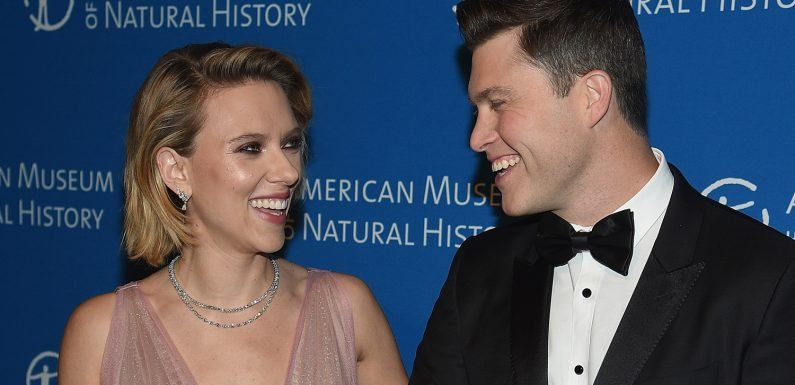 Scarlett Johansson & Colin Jost Spend the Holidays Together in Argentina
