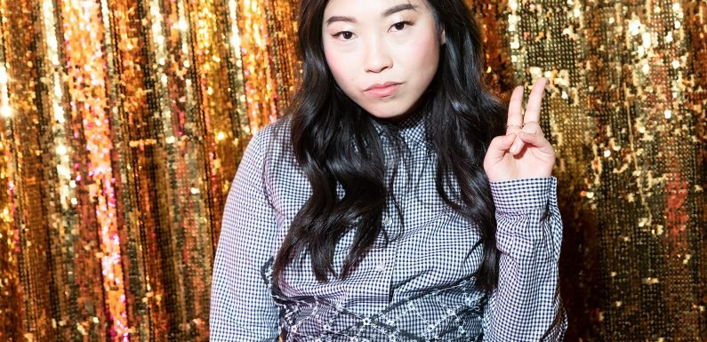 Crazy Rich Asians Star Awkwafina Can Relate to Your Bad Online Shopping Habits