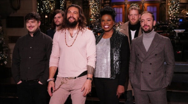 'Saturday Night Live' Ratings Rise With Host Jason Momoa
