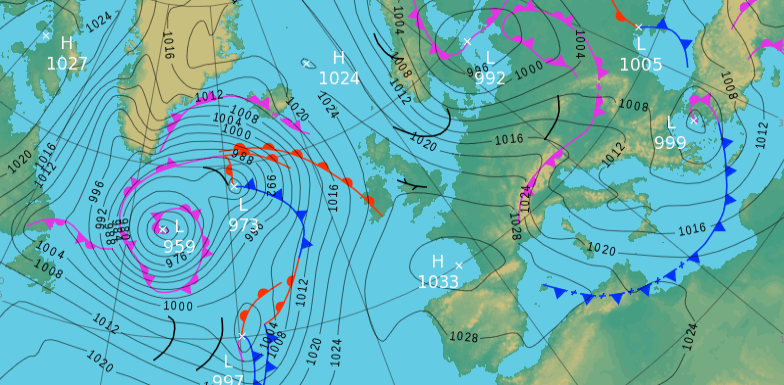 Monday's UK weather forecast – many central and eastern areas to stay dry with patchy rain in western regions