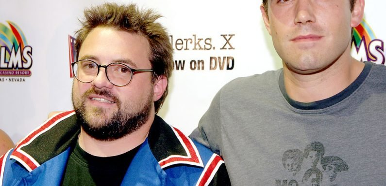Kevin Smith is still talking about his war of attrition with Ben Affleck