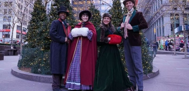 For Christmas carolers, 'Baby, It's Cold Outside' presents an ethical dilemma