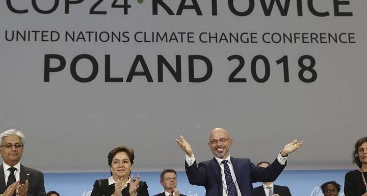Nearly 200 nations agree on framework for Paris Climate Agreement