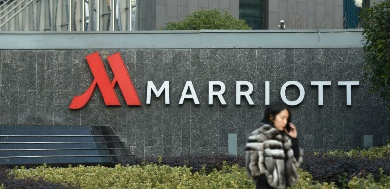 US accuses China for massive Marriott hotel chain data theft