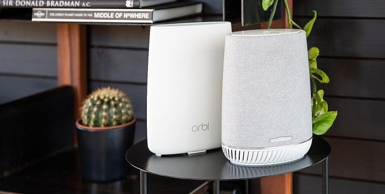 Smart speaker-router combo makes sense