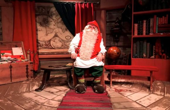 Nature needs its little helpers too, says Santa in Christmas greeting