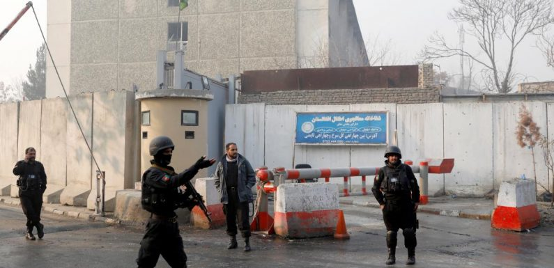 Attack on government building in Afghan capital leaves 43 dead-official