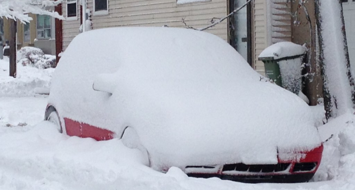 Overnight parking ban to be enforced in Halifax for first time this winter