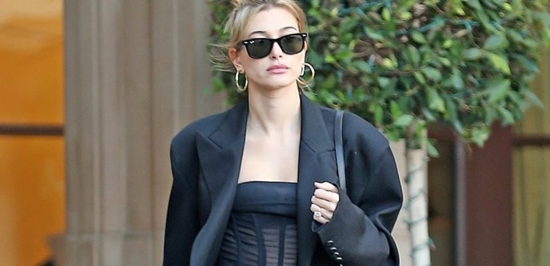 Hailey Baldwin Wore the Ultimate Street Style Shoes, and They're on Sale