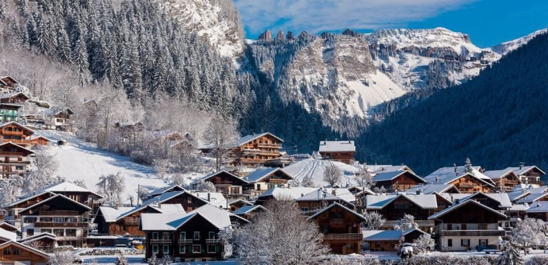 Brit, 32, knocked down and killed while walking in French Alps ski resort
