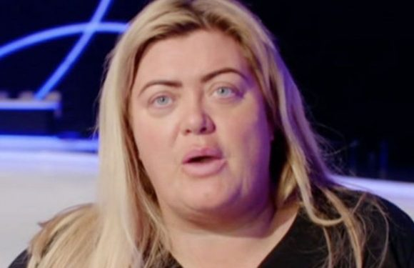 Gemma Collins reveals Wes Nelson's true feelings toward Dancing on Ice's Vanessa