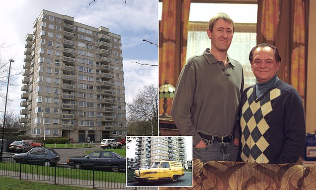 Only Fools and Horses tower block set to be DEMOLISHED