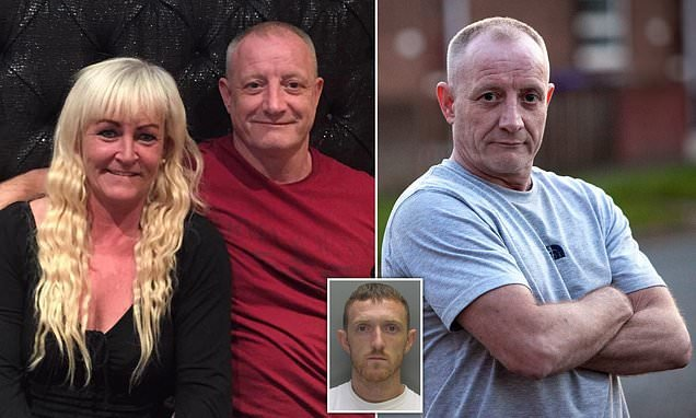 Partner of Salford mobster still has 'nightmares' about seeing body