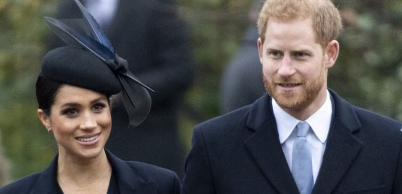 Prince Harry, Duchess Meghan Reportedly Spending $3.8 Million to Renovate Windsor Home