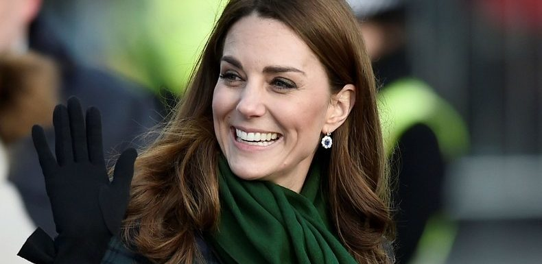 Kate Middleton Just Invented the 7-Year Challenge With an Outfit Repeat