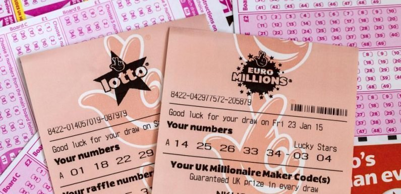 £9MILLION in unclaimed Lottery winnings up for grabs and one £1m prize expires TODAY – have you checked your ticket?