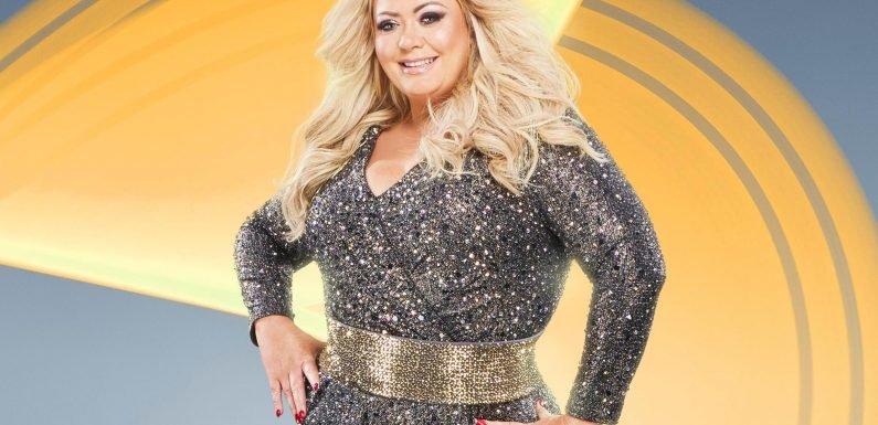 Gemma Collins' new slim figure wows fans after shedding weight in gruelling Dancing On Ice sessions