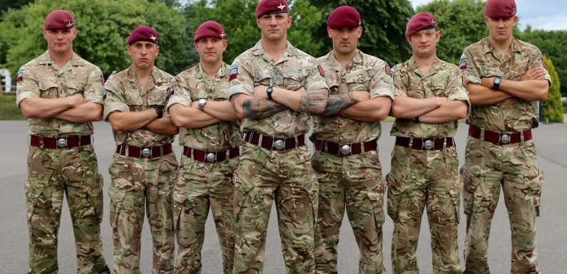 ITV cut 44 f***s from new doc about Parachute Regiment as bosses feared a flood of complaints