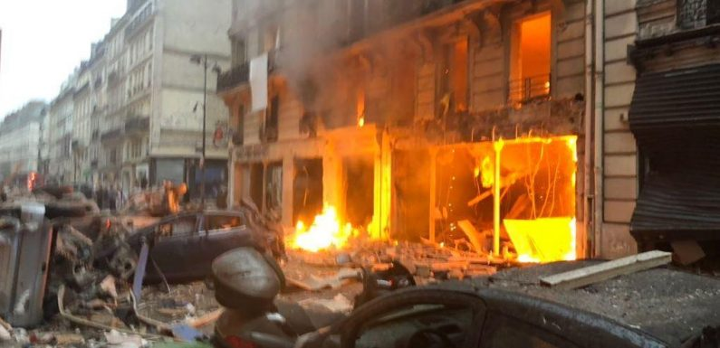 Paris explosion – How did the bakery blast happen, how many victims were injured and what's the current death toll?