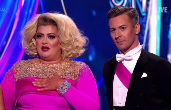 Dancing On Ice's Jason Gardiner DOES have a secret hate campaign against Gemma Collins claims her skating partner Matt Evers