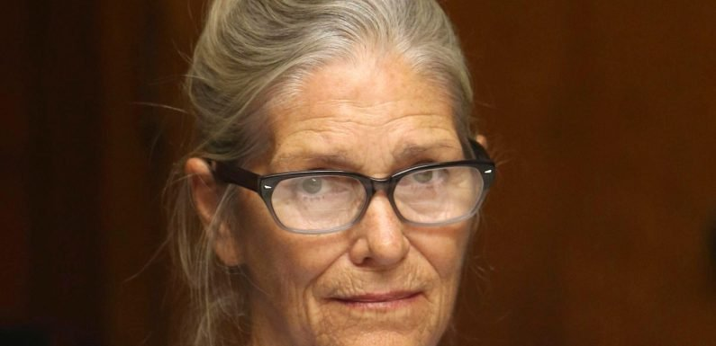 Youngest member of murderous Charles Manson family 'to be FREED' after 50 years