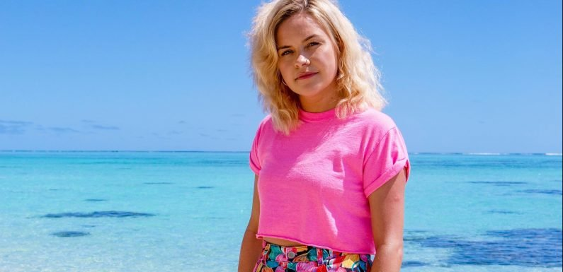 Who is Shipwrecked's Freja, what is her job and when did she break up with her boyfriend?