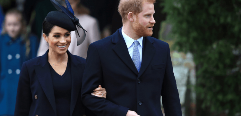 Prince Harry And Meghan Markle Reportedly Spending $3.8 Million To Renovate New Home, Frogmore Cottage