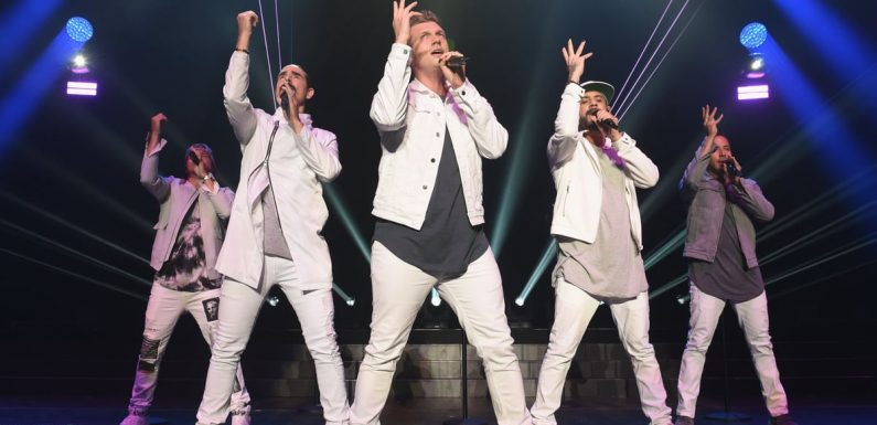 """Backstreet Boys Go """"Old School A Cappella"""" With Their New Song, and We're Swooning Hard"""