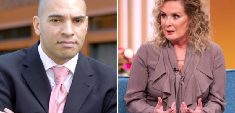 Beverley Callard slammed by Stan Collymore after claiming celebs make 'mental health fashionable like a Gucci handbag'