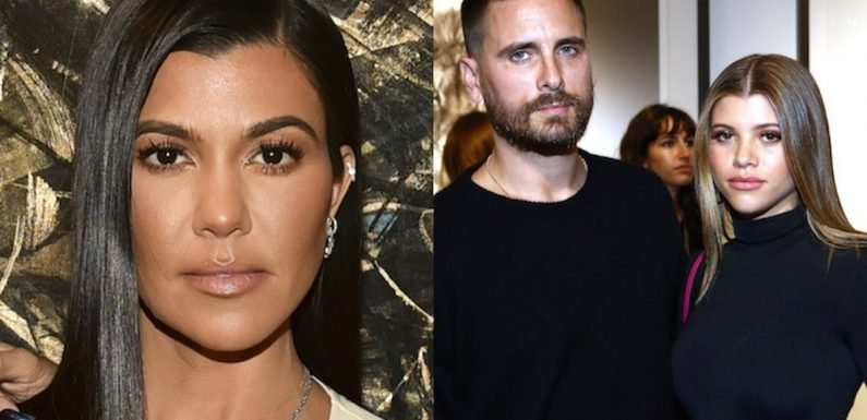 Kourtney K's Response To The Idea Of Scott Disick & Sofia Richie Getting Engaged Is Mature