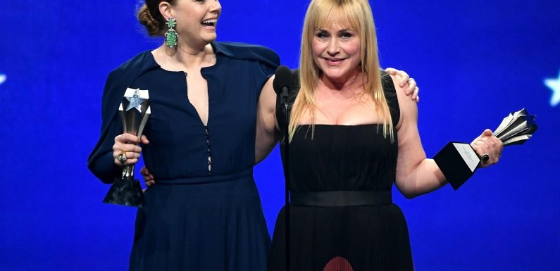 It's a Tie?! Amy Adams and Patricia Arquette Both Win Best Actress at Critics' Choice Awards