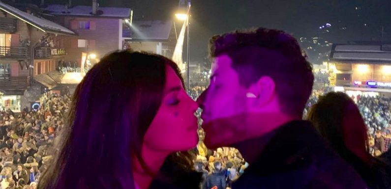 Sealed with a Kiss! Newlyweds Nick Jonas and Priyanka Chopra Ring in 2019 with a Sweet Embrace