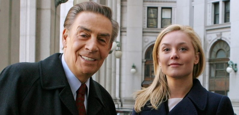 Elisabeth Röhm Shares Lessons Learned From 'Law & Order' Costar Jerry Orbach