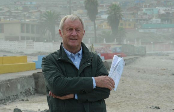 Why did Chris Tarrant quit Who Wants To Be A Millionaire, what is his net worth and how old is he?
