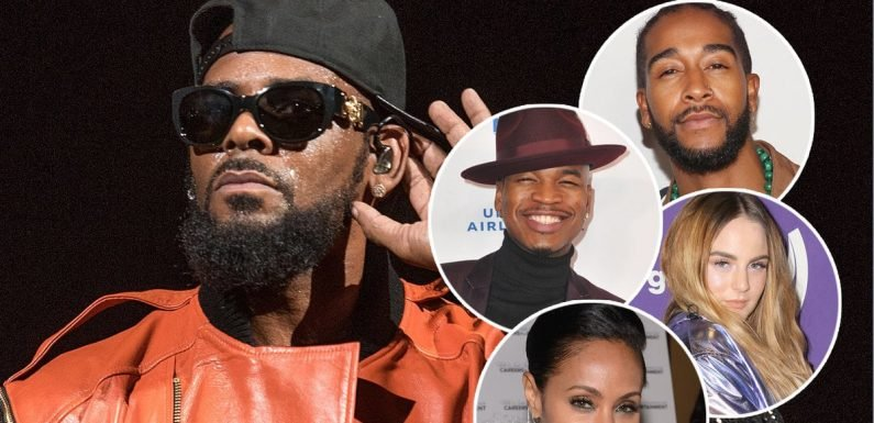 Every Celebrity Speaking Out Against R. Kelly in Wake of Disturbing Lifetime Documentary
