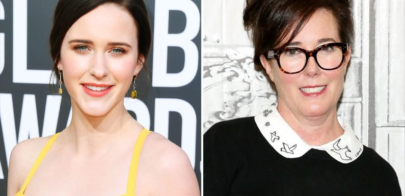 Rachel Brosnahan Remembers Late Aunt Kate Spade's Legacy: 'There Is So Much of Her Left Behind'