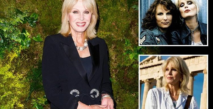 How old is Joanna Lumley and who is her husband Stephen Barlow? Absolutely Fabulous star who played Patsy
