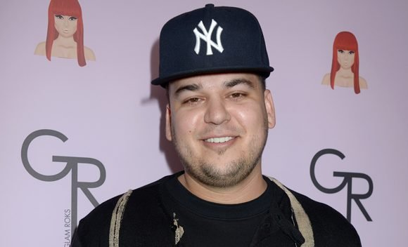 Rob Kardashian Posts Cute Pic Of Dream, 2, In Her Winter Coat Amid Drama With Blac Chyna & Alexis Skyy