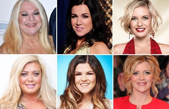 How this year's Dancing On Ice stars compare to their Strictly Come Dancing doppelgangers