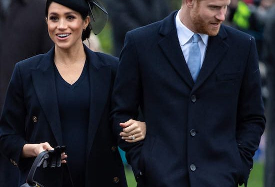 Prince Harry Feels To Blame For Duchess Meghan Being So Stressed