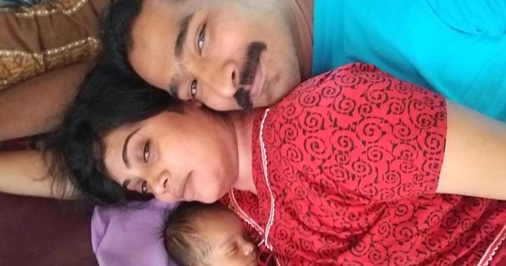 Winnipeg couple living immigration nightmare after birth of baby in India