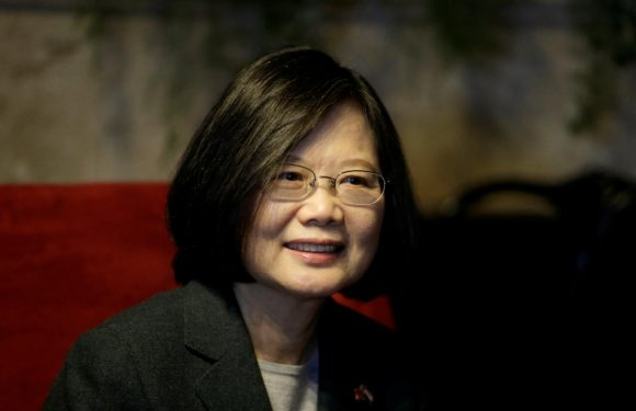 Taiwan president calls for international support to defend democracy